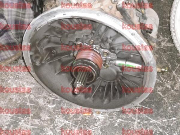 MITSUBISHI CANTER - FUSO 2005-2009  6SPEED